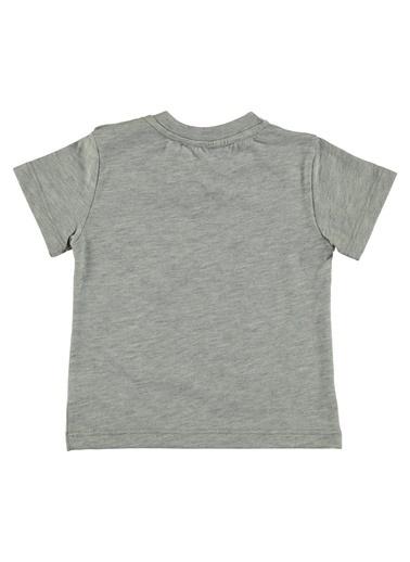 Mininio Tişört Gri